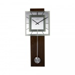 Zegar ścienny Nextime Retro Pendulum Square RC