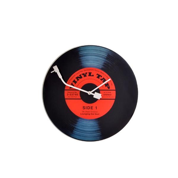 Zegar ścienny Nextime Vinyl Tap 8141
