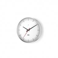 Zegar sterowany radiowo 30 cm Zack Vida biały