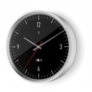 Zegar sterowany radiowo Zack Vida czarny