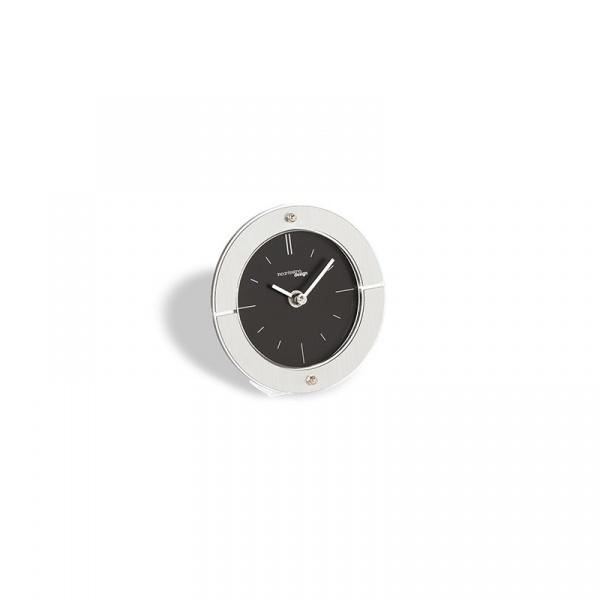 Zegar stołowy Incentasimo Design Fabula czarny 109 MN