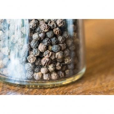 Zestaw młynków do soli i pieprzu Livio 25769