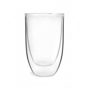 Zestaw 2 szklanek termicznych wysokich z podwójną ścianką Amo 350 ml 27831