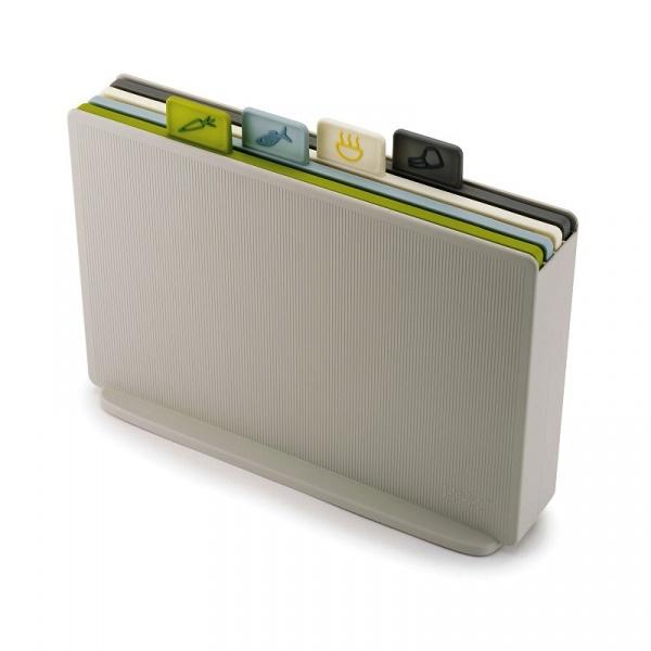 Zestaw 4 desek 30x20cm JJ Index™ Regular opal 60133