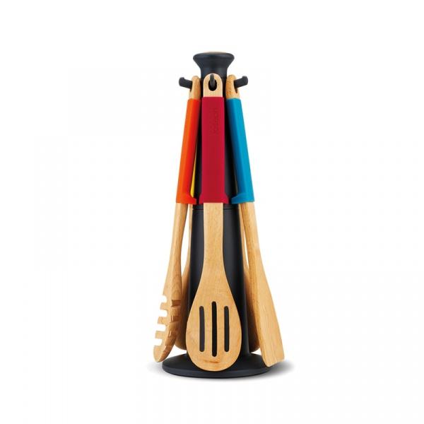 Zestaw 5 narzędzi drewnianych Joseph Joseph Elevate multikolor 10127