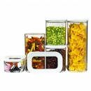 Zestaw 5 pojemników na żywność