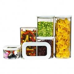 Zestaw 5 pojemników na żywność Modula 106994030600