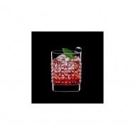 Zestaw 6 szklanek do whisky 380 ml Ambrosia - Luigi Bormioli