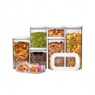 Zestaw 7 pojemników na żywność Modula 106994830600