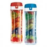 Zestaw butelek do blendera 2x0,6l Sencor przezroczyste