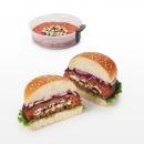 Zestaw do burgerów OXO Good Grips wielokolorowy
