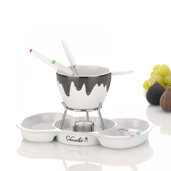 Zestaw do czekoladowego fondue 300 ml Kela Blob KE-66487