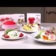 Zestaw do gotowania jajek OVO 2 szt. Lekue 3402400SURU008