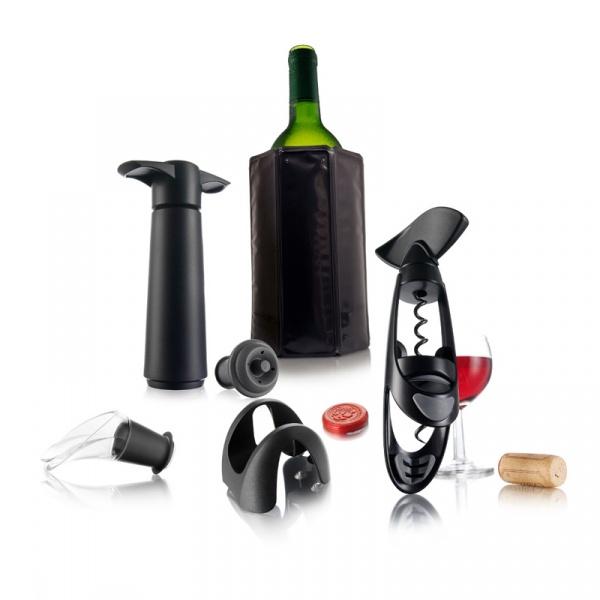 Zestaw do podawania wina dla zaawansowanych Vacu Vin 7 elementów VV-69001606