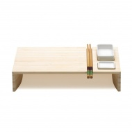 Zestaw do sushi Kobe Legnoart