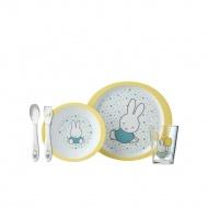 Zestaw dziecięcy 5 sztuk Miffy Confetti 108315565224