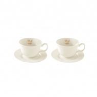 Zestaw filiżanek Cafe 2szt 0,12L Nuova R2S Maison Chic