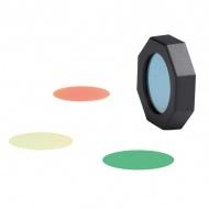 Zestaw filtrów do latarki Ledlenser kolorowe