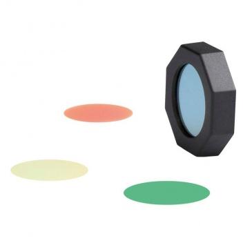 Zestaw filtrów do latarki Ledlenser kolorowe LL-0313-F