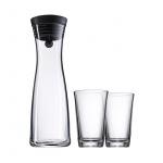 Zestaw karafka + 2 szklanki WMF Basic Set 3 przezroczysty