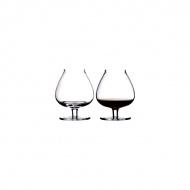 Zestaw kieliszków do brandy 4 szt. Idea Vetro Via Col Vento