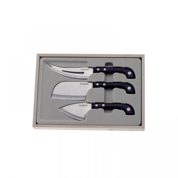 Zestaw noży do sera 3 szt. Legnoart CK-3
