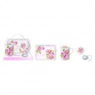 Zestaw prezentowy do herbaty Nuova R2S Floral Damask