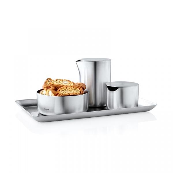 Zestaw śniadaniowy 4 elementy Blomus Basic 63647