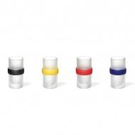 Zestaw szklanek 4 szt. PO: Trendy