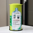 Zgniatarka do butelek, puszek i kartonów Omega Meliconi zielona 65100561306BDGREEN